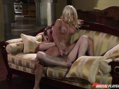 Порно с грудастой Джесси Джейн